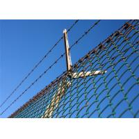 Quality Galvanized Metal 14*14 Steel Barbed Wire With Thorns Or Spikes for sale