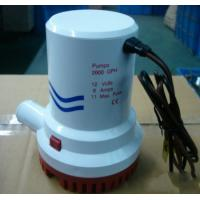 Wholesale DC 12V/24V submersible pump bilge pump from china suppliers