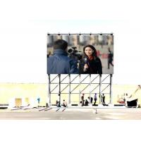 Buy cheap Exhibition / Trade Show Led Video Wall With High Brightness Outdoor LED Display from wholesalers