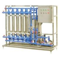 Wholesale Silver Stainless Steel Water Purifying Machine 2 - 35 ºC 10000 Liter Capacity from china suppliers