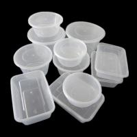 Quality PP Plastic Food Storage Container 450-1750ml for sale