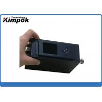 Wholesale Light Weight SD Cofdm Video Wireless Transmitter 3-5w Adjustable Mini Size from china suppliers
