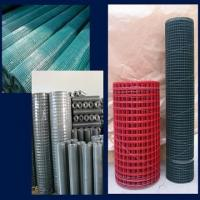 Wholesale 5 Feet x 50 Feet  16 Guage Wire Welded Wire Mesh Rolls with 2 inch Opening from china suppliers