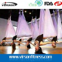 Wholesale Virson- yoga swing made from high strength parachute fabric from china suppliers