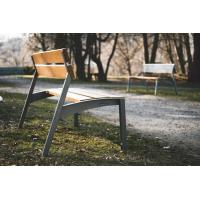 Wholesale Heat-prevention WPC park bench/Popular outdoor wpc bench from china suppliers