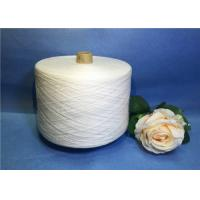 Wholesale 12s/2/3 Raw White Yarn Virgin Grade A 100 Polyester Spun Yarn High tenacity from china suppliers