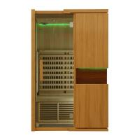 Wholesale Solid Wood Home Far Infrared Sauna Room 1800watt, Touch Control Panel from china suppliers