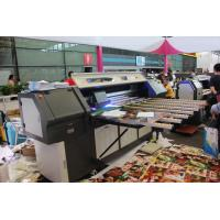 Wholesale Leather / Plexiglass / PVC Automatic Roll to Roll UV Printer with Double LED Lamps from china suppliers