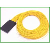 Buy cheap 1*64 PLC Splitter 2mm cable in 120*80*18mm box for FTTX project from wholesalers