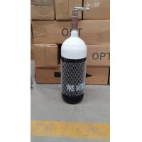 Wholesale Small size medical cylinder oxygen with CGA870 valve 2L seamless steel cylinder from china suppliers