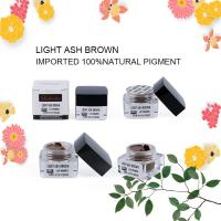 Wholesale Eyebrow Tattoo Semi Permanent Makeup Pigments Safety Easy To Color Micro Blade Ink from china suppliers