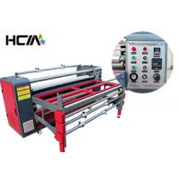 Wholesale Textile Sublimation Printing Machine / Roll to roll Transfer Heat Press Machine from china suppliers