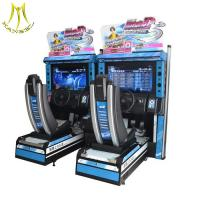Wholesale Hansel coin operated Hot kids simulator arcade racing car game machine from china suppliers