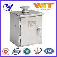 Wholesale High Voltage Drive Motor Operating Mechanism Boxes for Terminal Power Distribution Equipment from china suppliers