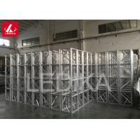 Buy cheap 400mm Box Truss Aluminum Square Truss Stage Light Frame PlateTruss from wholesalers