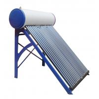 Wholesale Simple / Easy Installed Heat Pipe Solar Water Heater Collector With 20 Tubes from china suppliers