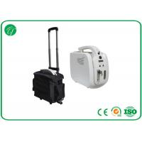 Wholesale 1-5L Medical Oxygen Equipment / Oxygen Portable Concentrator With 90-30% Concentration from china suppliers