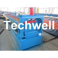 Buy cheap Joint-Hidden Roof and Wall Cladding Panel Roll Forming Machine from wholesalers