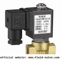 Wholesale 1/4 inch Mini Direct Acting Electric Solenoid Water Valve Normally Closed from china suppliers
