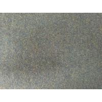 Wholesale Make - To - Order 330g/M Flannel Wool Fabric Yarn Dyed Patten Green Heather Color from china suppliers