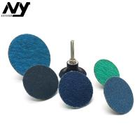 """Wholesale 2"""" Roloc Sanding Discs , TS TR Conncted  Grinding Green Roloc Disc Zirconia Oxide from china suppliers"""