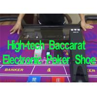 Wholesale Baccarat Electronic Poker Shoe System to Change Poker Results from china suppliers