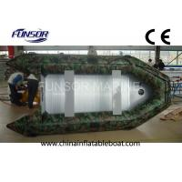 Wholesale Camouflage Navy Military Inflatable Boats With 3.6 Meter Length Funsor Brand from china suppliers