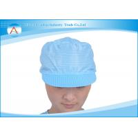 Wholesale Clean room Unisex Dust-proof Cap  Apparels Accessories in Workshop from china suppliers