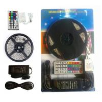 Wholesale RGB5050 60LEDs/m LED Strip Blister Pack Color Changing from china suppliers