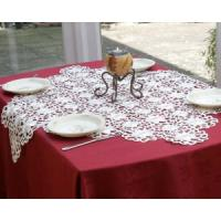 Wholesale 100% Polyester Western Table Cloth from china suppliers