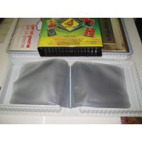 Wholesale Custom DVD Packaging In Book Shape Pvc CD DVD Packaging Box Manufacturer from china suppliers
