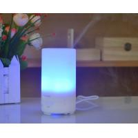 Wholesale 50ML Car USB Colorful Aroma Oil Diffuser Ultrasonic Humidifier Air Mist Aromatherapy Purifier from china suppliers