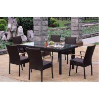 Wholesale 7pcs dining set from china suppliers