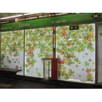 Wholesale 720-2880dpi Light Box Poster Printing , Backlit Film Printing from china suppliers