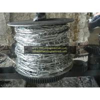 Wholesale Anping suppliers,Barbed wire,galvanized barbed wire,Galvanied Twist Barbed Wire fence from china suppliers