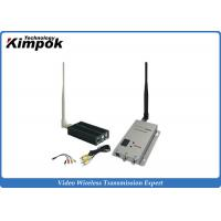 Wholesale 1.2Ghz Long Range Video Transmitter 2500Mw Wireless Video Sender with High RF Power from china suppliers