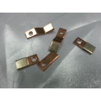Wholesale High Precision Metal Stamping Parts Pressed Steel Mechanical Components 0.1mm Tolerance from china suppliers