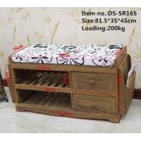Wholesale wooden shoe rack, shoe racks for children, shoe rack for sale from china suppliers