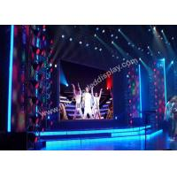 Wholesale P10 RGB Full Color LED Display Indoor Rental LED Screen With 1/2 Scanning Drive from china suppliers