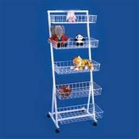Wholesale Convenience Store Wire Bottle Display, retail display stand rack, supermarket shelf from china suppliers