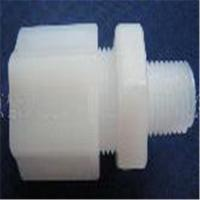 Wholesale PVDF connector , PVDF parts from china suppliers