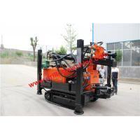 Wholesale Crawler mounted 180m hydraulic Water Well Drilling Rig 1.7-2.5Mpa Working pressure from china suppliers
