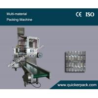 Wholesale Automatic High Speed Grain and Powder  Filling and Packing Machine with Multi-lanes from china suppliers