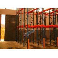 Wholesale Customized Warehouse Storage Racks Drive In Pallet Racking Q235B Steel Material from china suppliers
