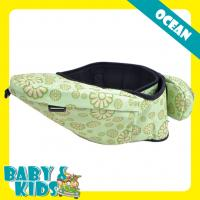 Wholesale Adorable Green Flower Baby Safety Products hip carrying infant seat 121*16cm from china suppliers