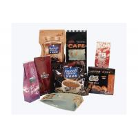 Wholesale PET Coffee Resealable Plastic Bags from china suppliers