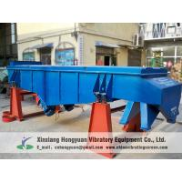 Wholesale High Efficiency Linear Vibrating Screen For Sale from china suppliers