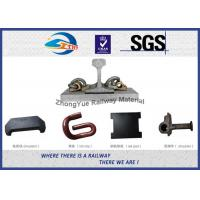 Wholesale High Quality Pandrol E Type Railway Fastening System E2091 Railroad Fastener Rail Clamp from china suppliers