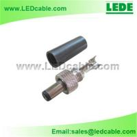 Wholesale DC Plug with Screw Locking from china suppliers
