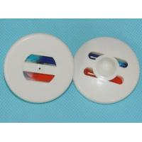 Wholesale Stable Ink EAS Hard Tag 8.2MHz , White Round and High Sensitive from china suppliers